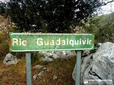Cazorla - Río Borosa - Guadalquivir; viajes españa castillo jadraque alemania la selva negra